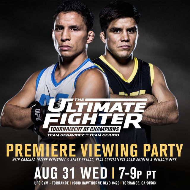 The Ultimate Fighter: Tournament of Champions Finale
